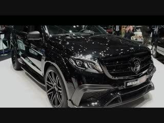 2019 Mercedes AMG GLS63 Brabus 850 - Exterior and Interior