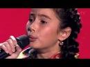 Саида Мухаметзянова - Су буйлап. Голос Дети. 2 Сезон 2015 (13.03.2015)