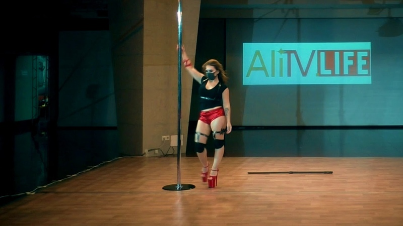 Анастасия Голубева. Catwalk Dance Fest [pole dance, aerial] 13.10.18.