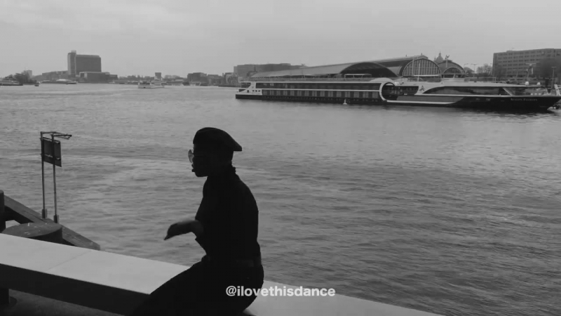 Mounia Nassangar I Love This Dance Song Raphaël Saadiq Faithful