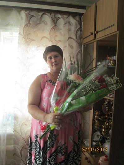 Анюта Калямина, 21 июля , Красные Баки, id228648643