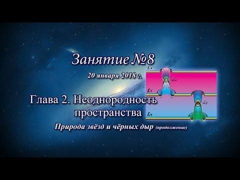 ✾ Константин Майоров «Неоднородная Вселенная» - Курс 4 Занятие 8 (2018.01.20)