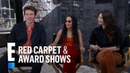Fantastic Beasts Stars Dish on Working With Johnny Depp | E! Red Carpet Award Shows