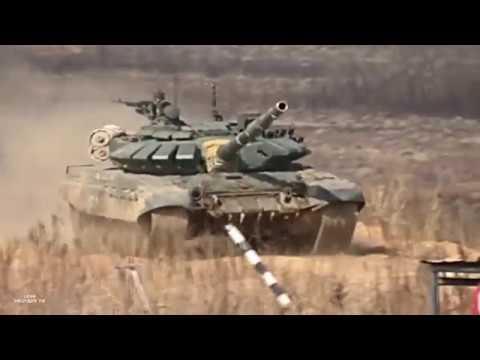 «На огневой рубеж !» Отборочный чемпионат ВВО по танковому биатлону впервые прохоидит в Приморье