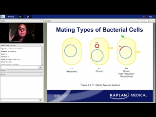 30th Lecture-Kaplan Step 1 CA-Microbiology-Moscatello-Feb 18, 2014