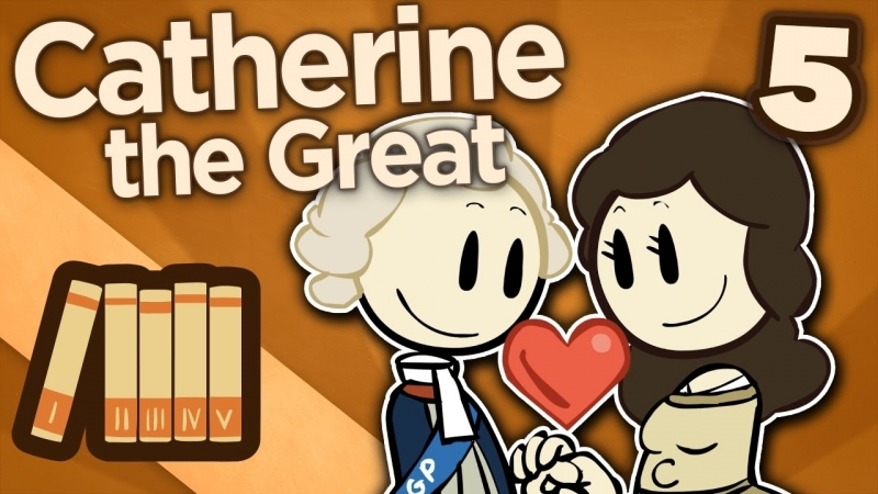 Catherine the Great - V_ Potemkin, Catherines General, Advisor, and Lover - Extra History