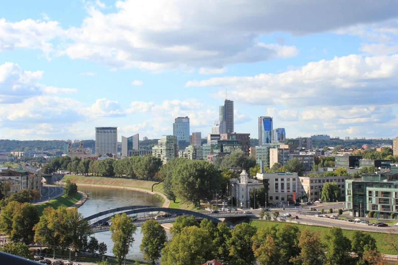 Вильнюс Европа
