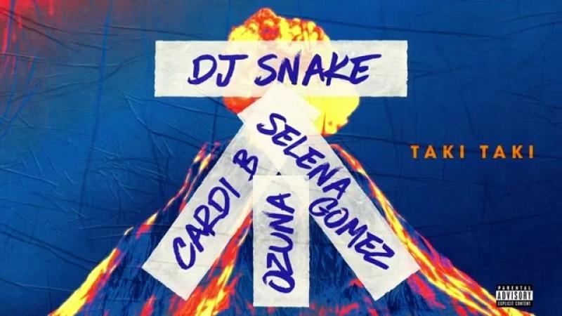 DJ Snake feat. Selena Gomez Ozuna Cardi B - Taki Taki (Audio) feat. Cardi B. By UMG Recordings Inc. Ltd. Video Edit.