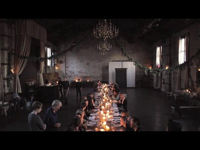 Kinfolk Dinner — Brooklyn New York