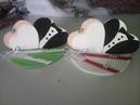 Lembrancinha de casamento em eva fácil,decoração,reciclagem,artesanato
