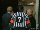 НХЛ. Ужасная травма словака Рихарда Зедника (10.02.2008)
