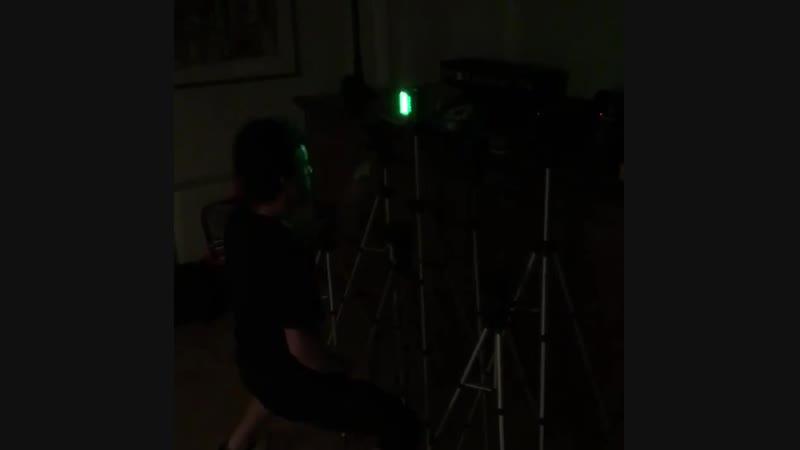 Шикарная реакция Фернандо Алонсо.
