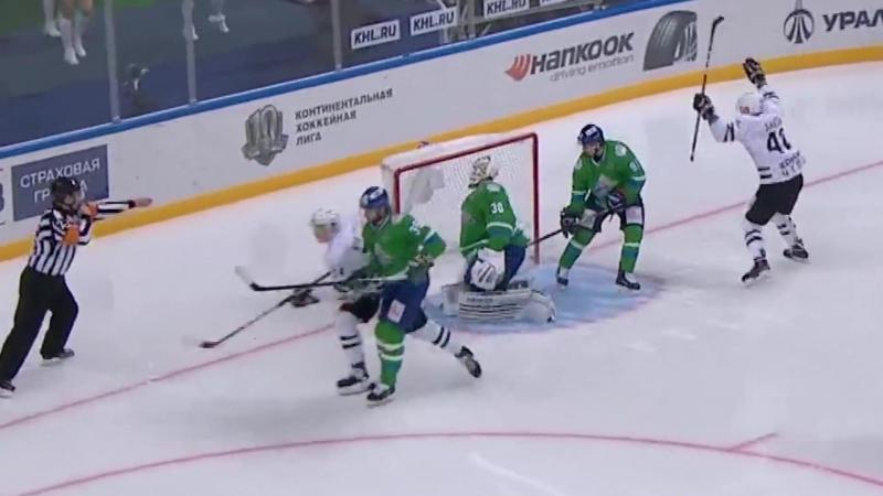 Четкий Гол Кравцова