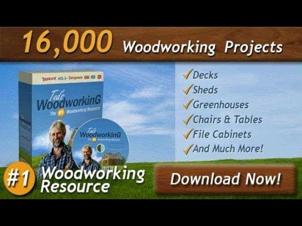 Teds Woodworking PDF, Review (16000 free plans) SCAM or legit?