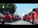 Парад красных машин 2018!