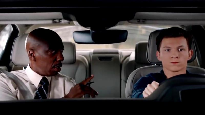 ЧЕЛОВЕК-ПАУК_ ВОЗВРАЩЕНИЕ ДОМОЙ Audi Test Реклама ТВ Клип (2017) Том Холланд Бое