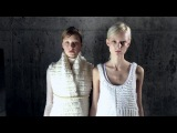 EDUN FW14 Runway Show Shot Exclusively on iPhone 5S by Georgie Greville