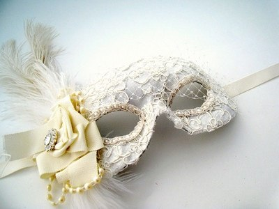 mask for white and black heads