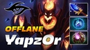 YapzOr Shadow Fiend Offlane Dota 2 Pro Gameplay