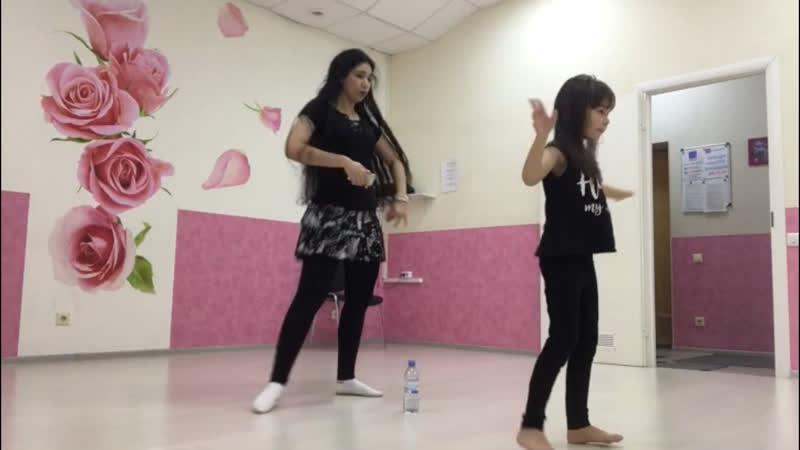 Индивидуальное занятие в Iskanderani 1 Kazan / Тренер — Джамиля Эль Лаббан