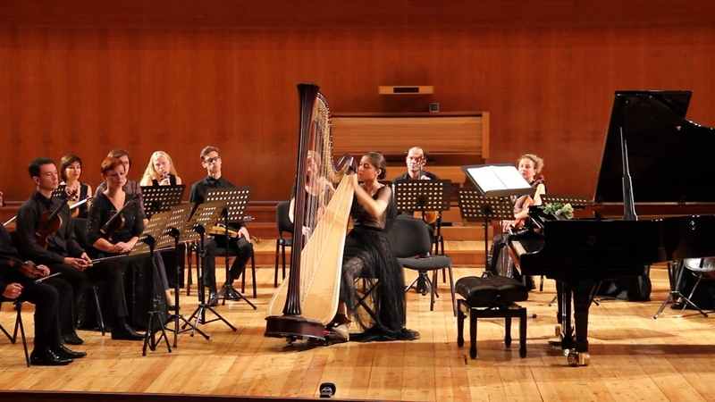 Камерный оркестр Игоря Лермана и София Каландадзе 16 июля 2018 года.