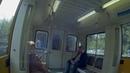 Вся Филёвская линия метро Участок Александровский сад Кунцевская
