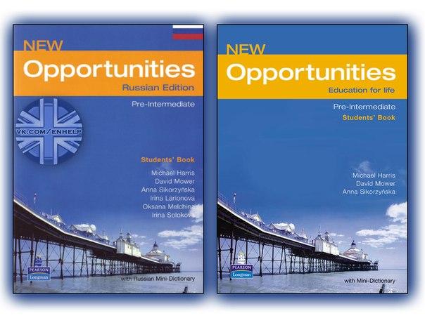 edition гдз opportunities russian по pre-intermediate английскому