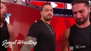 The moment that made all WWE fans cry - Roman Reigns retirement