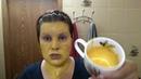 Омолаживающая маска для лица с куркумой