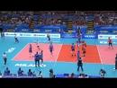 22 09 2018 17 55 Волейбол Чемпионат мира Мужчины 2 этап 2 тур Группа E Нидерланды Финляндия
