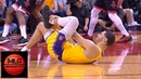 Lonzo Ball Left Ankle Injury | Lakers vs Rockets