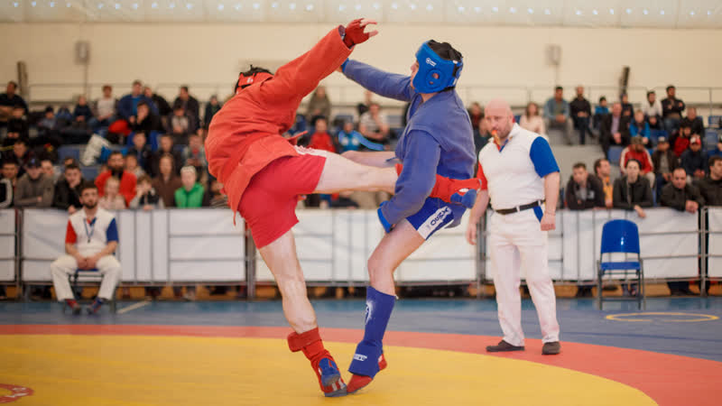 ГБУ «ФОК имени Султана Ахмерова» - Всероссийские Соревнования по Боевому Самбо