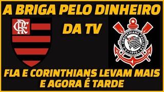 A distribuição do dinheiro da TV, a previsão de Kalil e o Flamengo forte no mercado