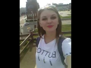 Всем подмигнула)))Козлов вал Золотые ворота г.Владимир