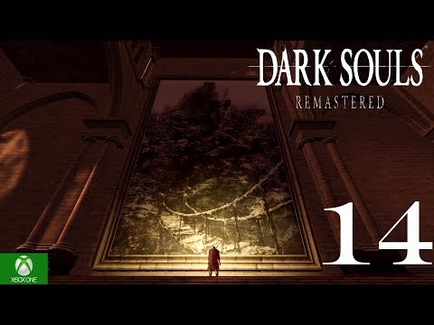 Dark Souls: Remastered ► Xbox ONE ►Присцилла полукровка. Броня Хавела.