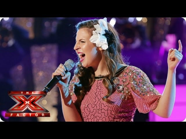 Abi Alton sings That's Life by Frank Sinatra - Live Week 5 - The X Factor 2013