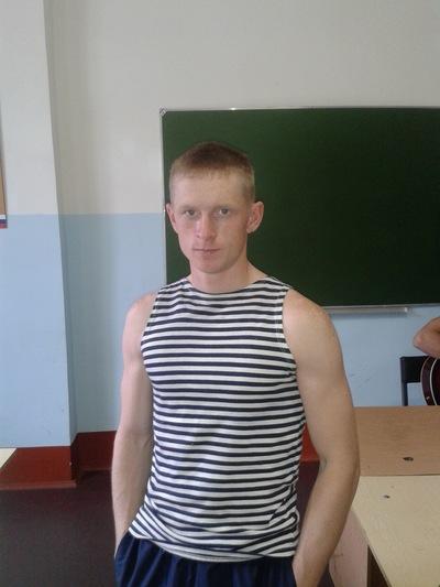 Роман Иванов, 1 декабря 1993, Каратузское, id161419508