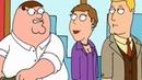 Family Guy | Гриффины (2 Сезон, 8 Серия) - Я - Питер, и слушайте меня! (Ren-TV)