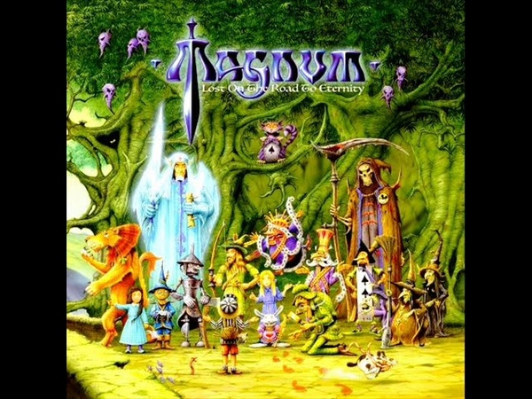 Magnum : ¨Lost On The Road to Eternity¨ full