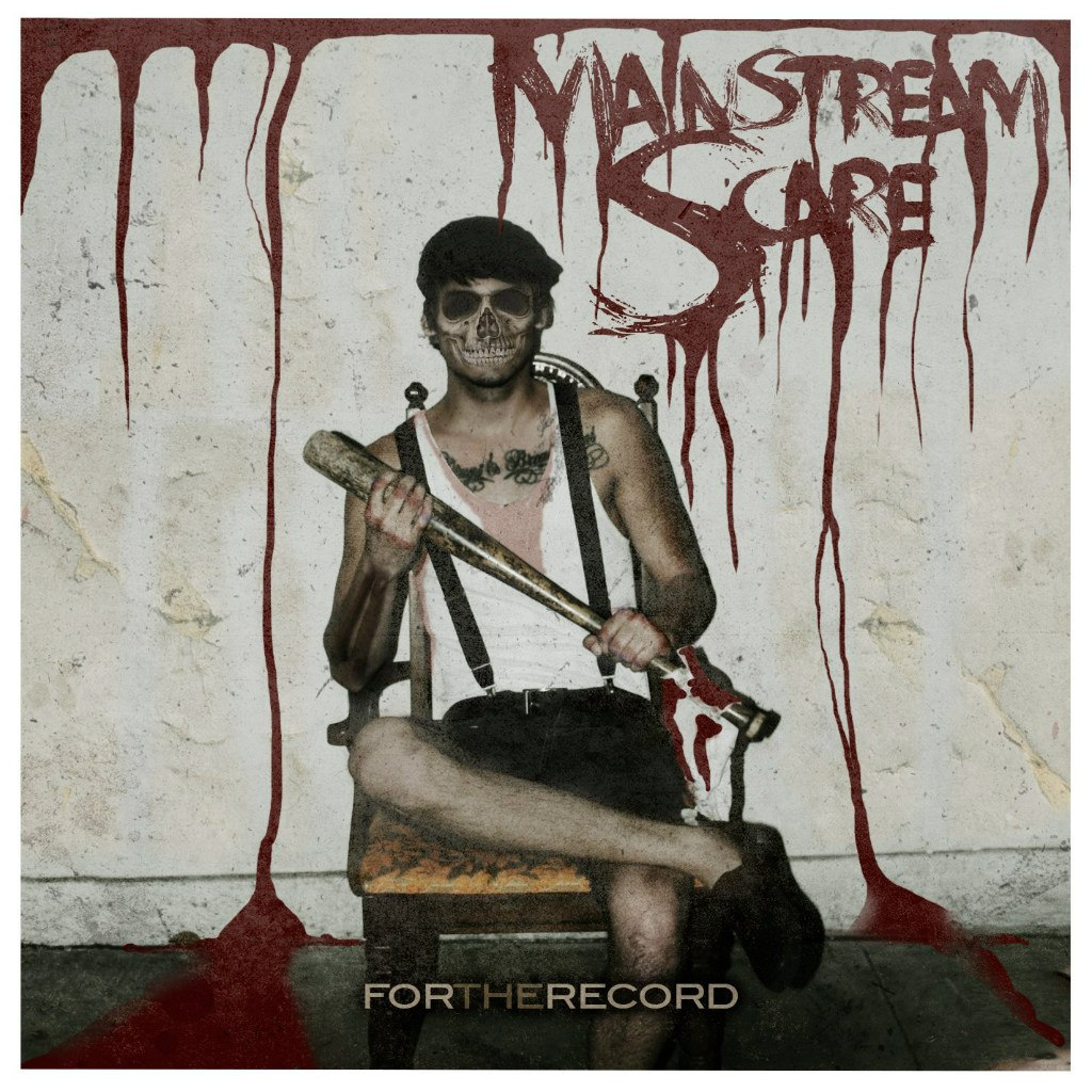 Mainstream Scare - For The Record [EP] (2012)