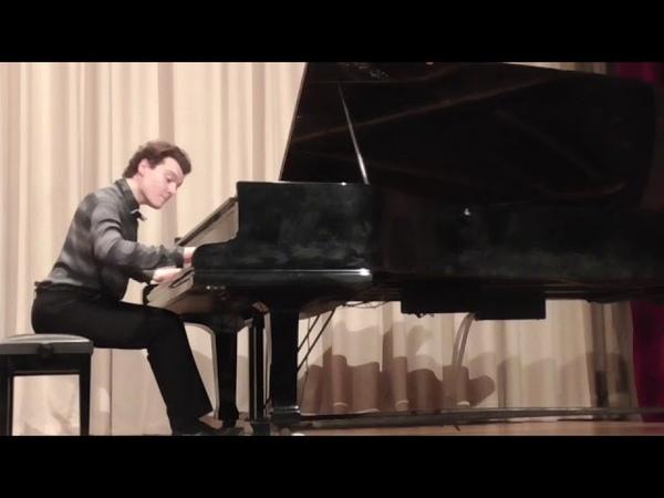 K.Alexeev.Chopin Scherzo 2