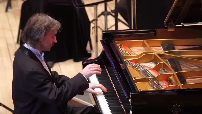Сергей Рахманинов - Концерт №3 для фортепиано с оркестром - Евгений Михайлов