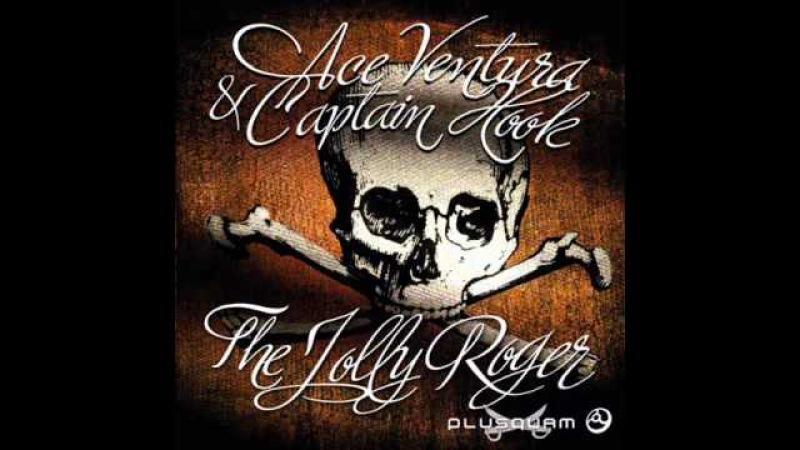 Ace Ventura Captain Hook - The Jolly Roger