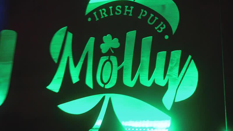 30-1/12 Irish pub MOLLY   гр. HEADLINE
