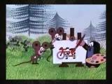 Мультик про Крота (Крот и волшебные краски) Мультфильм для деток, для самых маленьких