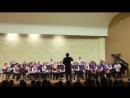 Образцовый детский духовой оркестр LITTLE BАND г Вологда ДШИ №5 г Вологда руководитель Андрей Шабанов