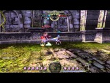 [Dragon Nest Korea] Level 80 Cap PVP: Destroyer vs Crusader