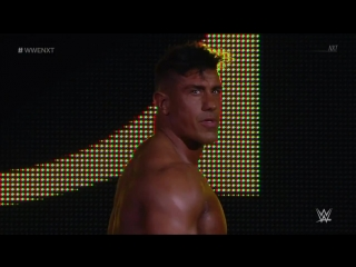 WWE NXT - EC3 Entrance Full HD
