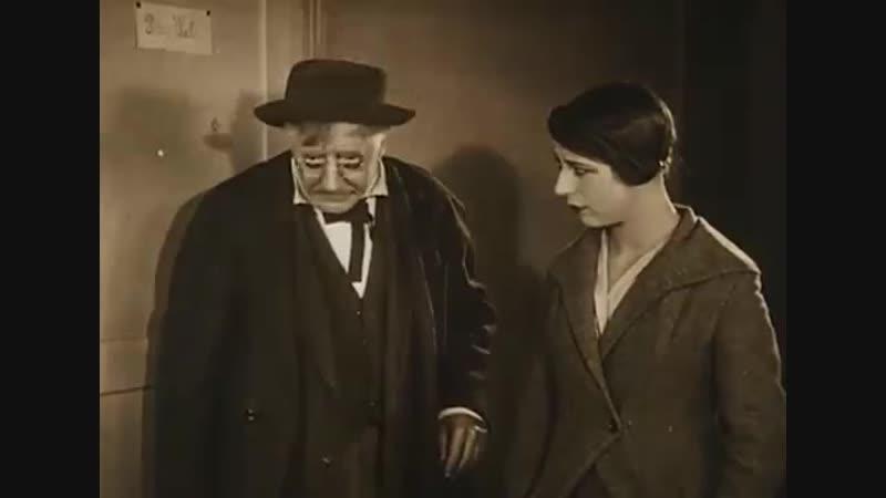El negro que tenía el alma blanca / Черный с белой душой (1927)