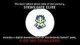 STEINSGATE ELITE - 8-BIT ADV STEINSGATE Trailer